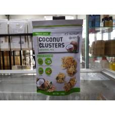 COCONUT CLUSTERS - ORIGINAL MIX 100GR