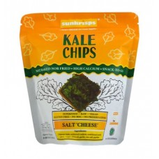 SUNSKRIP KALE CHEESE WITH HIMALAYAN SALT 56GR