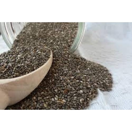 22 Organic Black Chia Seeds 300gr 9da1dd