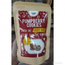 LADANG LIMA  PUMPBERRY COOKIES, 180G - NETT PRICE