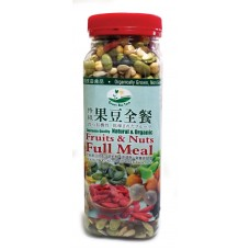 GREEN BIO TECH SUPREME QUALITY NATURAL & ORGANIC FRUITS & NUTS FULL MEAL 360GR