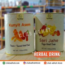 AGRADAYA, HERBAL DRINK, SARI JAHE, 200G