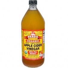 BRAGG APPLE CIDER VINEGAR, 32 OZ (NETT PRICE)